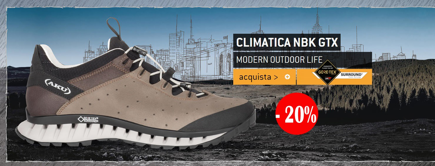 AKU CLIMATICA NBK in GORE-TEX® SURROUND®