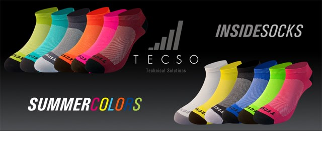 Tecso - Socks Summer Colors