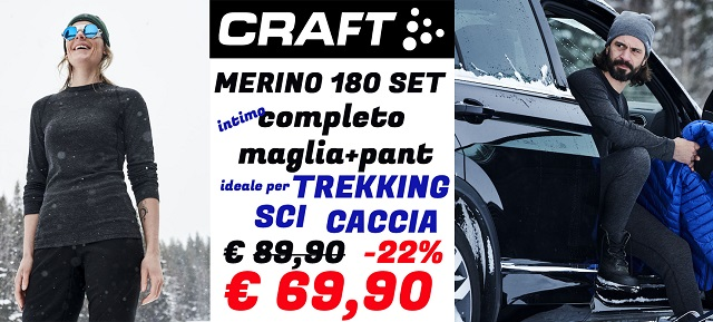 CRAFT MERINO 180 SET_PROMO