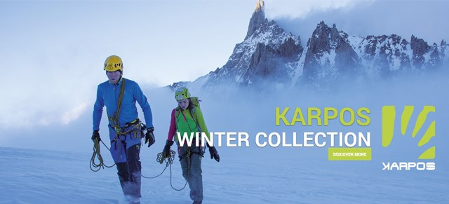 KARPOS WINTER COLLECTION