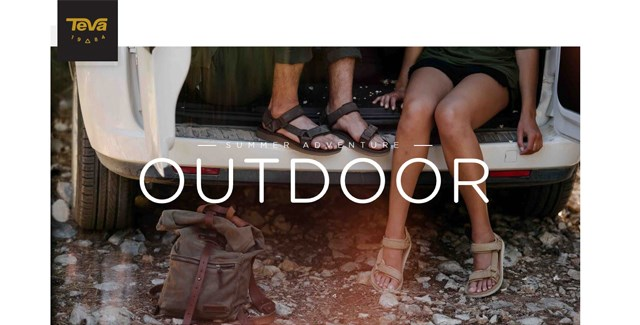 Teva Summer Adventure - Outdoor Collection