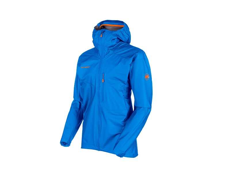 NORDWAND LIGHT HS HOODED JACKET