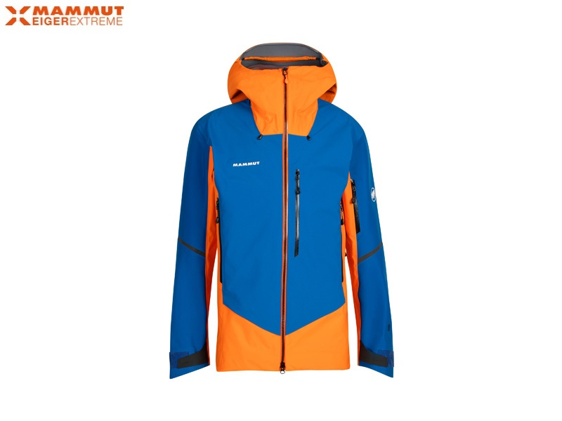 1010-28050 NORDWAND PRO HS HOODED JACKET